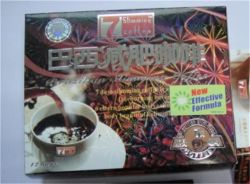 Brasil original de 7 días que adelgaza el café la pérdida de peso