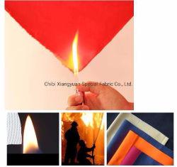 Ménage avec le feu de textiles résistants et étanches Tissu de coton à 100 % pour l'hôpital/industrie/vêtements de travail/vêtement