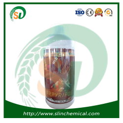 Efficiënte Agrochemische Chlorpyrifos 20%Ec 38.7%Ec 40%Ec 48%Ec 15%Gr 75%Wg van het Pesticide