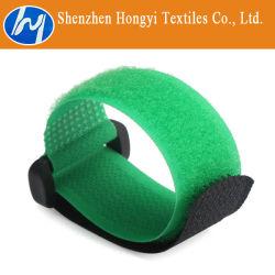 Подвижный крюк и петля кабельные стяжки с преднатяжителем плечевой лямки ремня