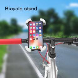 Aluguer de bicicletas Universal Motociclo Guiador acessório montado o suporte de telemóvel