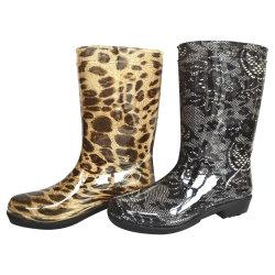 De bonne qualité en PVC antidérapante Mack Stormer sécurité Gumboots Shosholoza Gumboots Steel Toe