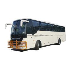 Un buen rendimiento del motor Diesel delantero 58+1+1 plazas de autobús de turismo
