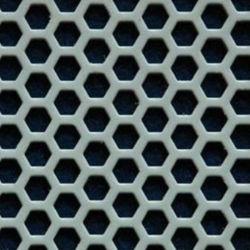 De buiten Plaat van het Netwerk van het Metaal van de Decoratie van de Muur Roestvrij staal Geperforeerde