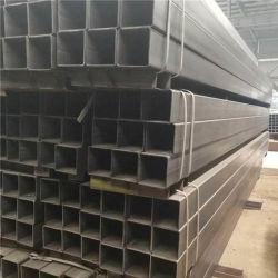 S355j0h geschweißtes schwarzes Quadrat-En10210 rechteckiges rostfreies/Karton-Stahlgefäß/Rohr