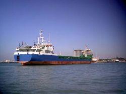 貨物船(DWT23800)のばら積み貨物船か貨物船(SXC042)