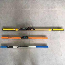 Medidor de afluência ferroviária Régua Bitola Digital régua de medição na rampa