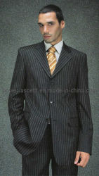2013 robe fashion Mens Stripe costume