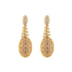 De Oorringen van de Daling van de Juwelen van de Luxe van vrouwen bengelen de Gift van het Festival van Oorringen