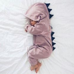 Vestiti su ordinazione di modo dei bambini del bambino del Knit degli indumenti svegli all'ingrosso del dinosauro