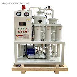 Öl-Reinigungsapparat-Heizöl der Maschinen-Tya-30 entwässern entgastes Maschinen-Schwarz-Schmieröl-Wiederverwertungs-System