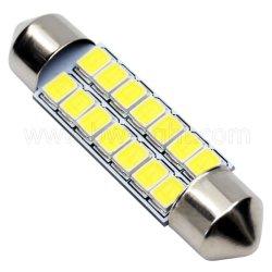 SV пальчикового типа85 Car LED лампы освещения (S85-41-014W2835)