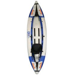 Nylon Dfaspo/PVC/Material Hypalon Dupla Camada de água infláveis Cruzeiro de barco de pesca iate de Canoa Caiaque
