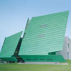 Chinesische Fabrik lieferte aufgetragene das Edelstahl-zusammengesetzte Panel/die Spiegel Acm Baumaterial-Metallpanels