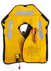 33g de CO2/camisa de vida insufláveis aprovado pela CE vida Vida 150n jaqueta casaco jaqueta de Vida Marinha bóias de salvação os coletes de salvação