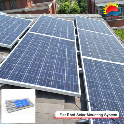Rack Per Montaggio A Energia Solare Di Grandi Dimensioni Prime Per Tetto In Piastrelle E Tetto In Stagno (Nm0219)