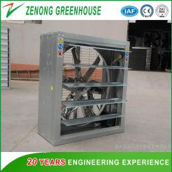 Utilisation de serremarteau lourd pour ventilateur d'échappement mugissement de la température