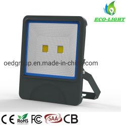 مصابيح عالية المستوى IP66 COB 100 واط بإضاءة LED عالية للمصابيح الإضاءة