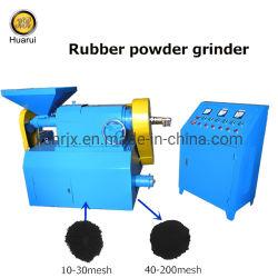 Gomma residua che ricicla la macchina per la frantumazione della gomma/Pulverizer di gomma
