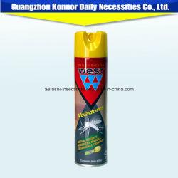 Base de aceite de alta calidad asesino de mosquitos insecticidas en aerosol