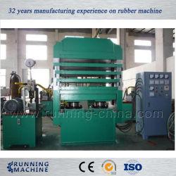 máquina Vulcanizing da imprensa da borracha 120t com estrutura do frame