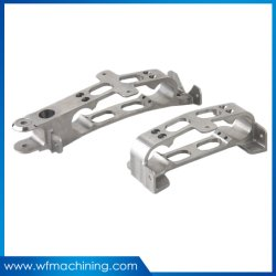 OEM/Kundenspezifische CNC-Bearbeitung Motorrad-Teile aus Edelstahl/Aluminiumlegierung