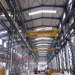 البناء المعدني المثالي البنية الفولاذية الخفيفة البنية فابرونية للصناعة المباني