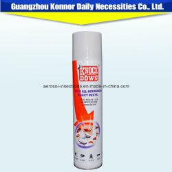 Fragranza naturale dell'efficace dell'olio della base dell'aerosol dell'insetticida dello spruzzo spruzzo repellente della zanzara