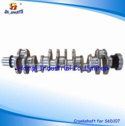 トラックは小松S6d107/6D107 S6d108/S6d110/S6d140/S6d155のためのクランク軸を分ける