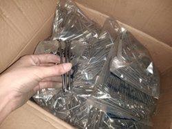 Beutel 25bags des Eisen-Draht-Nagel-1kg/PVC in einem Karton