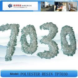 De resina de poliéster TP7030, saturado de carboxilo recubrimientos en polvo químico