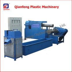Les déchets en plastique PP Film PE granules la granulation de machine de production de l'extrudeuse