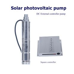 Kary CC sans balai de la pompe à eau solaire énergie solaire le pompage de l'eau de la pompe à eau submersibles de moulins à vent pour la vente
