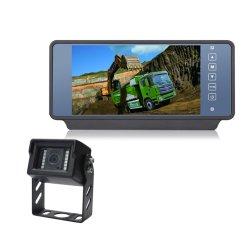 """7 """" kit del video dello specchio di automobile con la macchina fotografica del CCD IP69"""