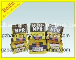 (4D95/4HK1 6D125 /4M40 J05E/J08E)/Hino Isuzu/Komatsu original véritable Npr/TP/Rik Segment de piston