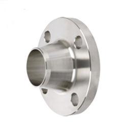 La norme ANSI RF forgée en acier inoxydable 304L à bride de cou de soudure