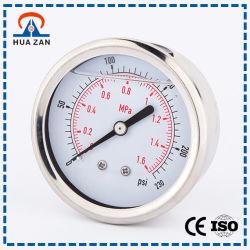 Давление Воздуха Измеритель Давления Воздуха Инструмент Оптовая с Маслонаполненных