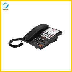 CPU制御を用いる現代デザインホテルのコードレス電話