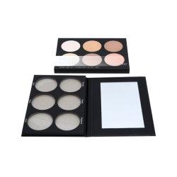 Neue Eigenmarken-Augenschminke-Paletten-leere magnetische Plastikkasten-Verfassung