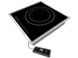 ETL/Sanitaton/ this /RoHS certifié Commercial cuisinière magnétique intégré pour les USA
