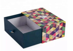 Kundenspezifische Pappfach-Kästen, die Papierfach-Speicher-Geschenk-Kasten verpacken