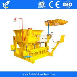 Qmy6-25 Blocco Mobile Macchina Pietra Polvere Calcestruzzo Blocco Cavo Macchina