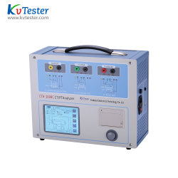 Universal Corrente Automático do transformador de voltagem máquina de ensaio com o Melhor Preço Transformador Testador de Relação de Proteção do Relé Transformador Testador Ohmme CT PT Analyzer