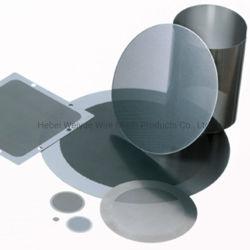 Корпус из нержавеющей стали с круглым отверстием перфорированной металлической лист сетчатый фильтр фото травления химического перфорирование сетка для воды и масла/фильтрации воздуха