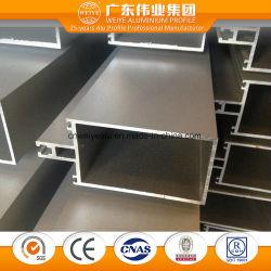 중국 상단 10 공장 건설물자 알루미늄 단면도