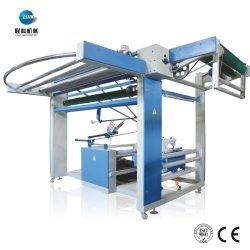 Текстильный процесс окрашивания складывание окончательной обработки для швейных машин трикотажные ткани