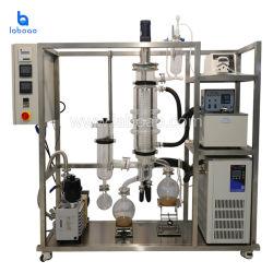 Olie van Cbd van de Weg van het Apparaat van de Distillatie van het Staal van Stailess de Farmaceutische Moleculaire Korte