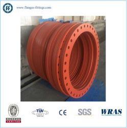 炭素鋼の裏付けのリングのフランジ