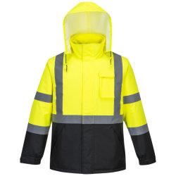 Водонепроницаемый высокой Relective Visibillity рабочей одежды с лентой