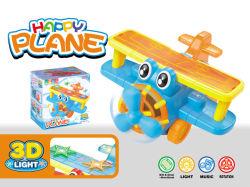 Brinquedos eléctricos B/O plano de banda desenhada com 3D (H6614057)